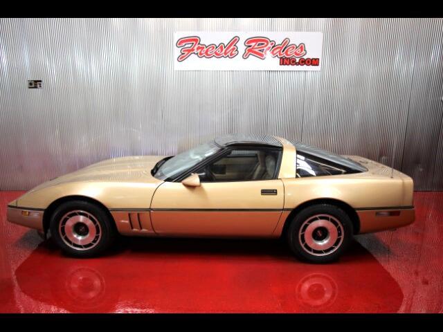 1984 Chevrolet Corvette 2dr Cpe