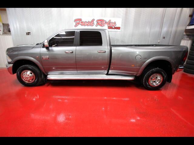 2012 RAM 3500 Laramie Crew Cab LWB 4WD DRW