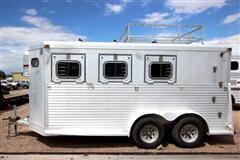1991 W&W Aluminum Livestock