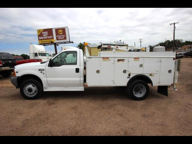 2001 Ford F-550 Regular Cab 4WD DRW