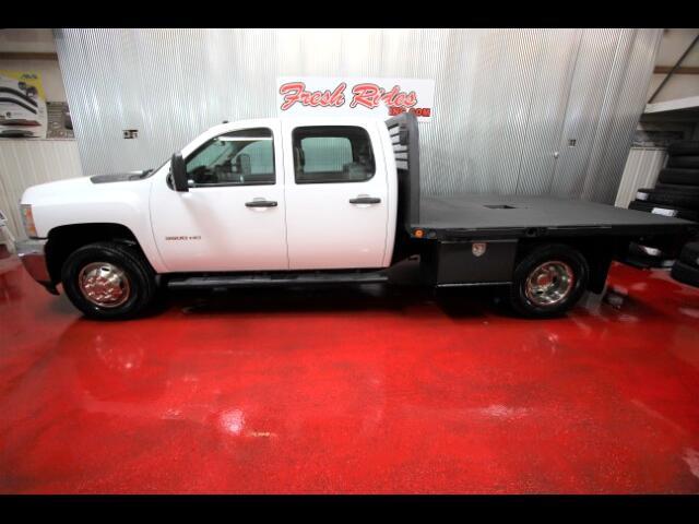 2013 Chevrolet Silverado 3500 Work Truck Crew Cab 4WD DRW