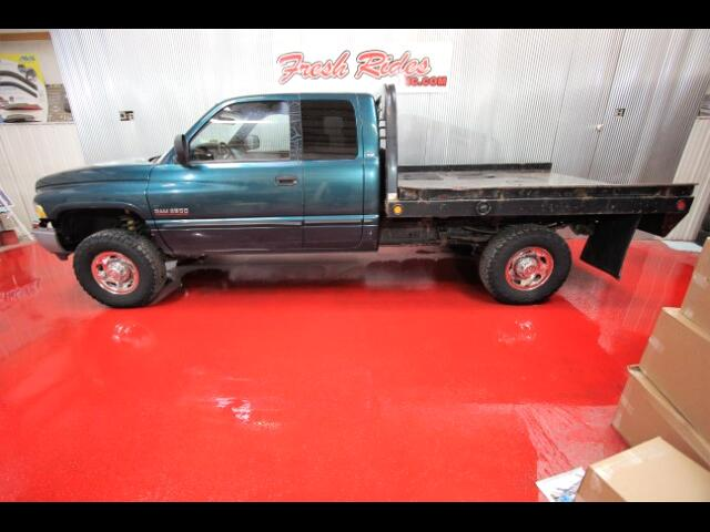 1999 Dodge Ram 2500 SLT Quad Cab Long Bed 4WD