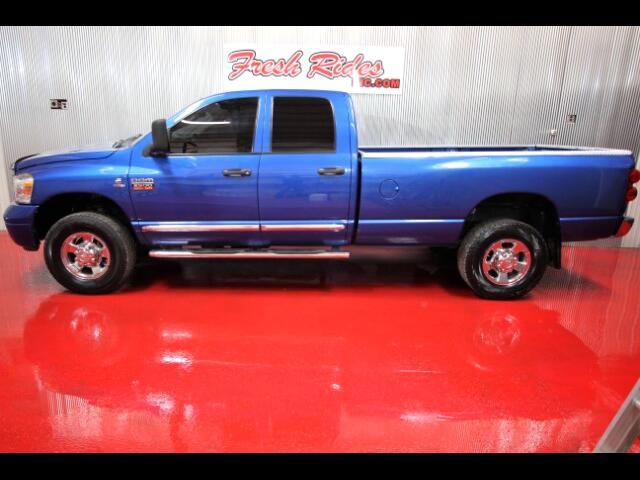 2009 Dodge Ram 2500 Laramie Quad Cab LWB 4WD