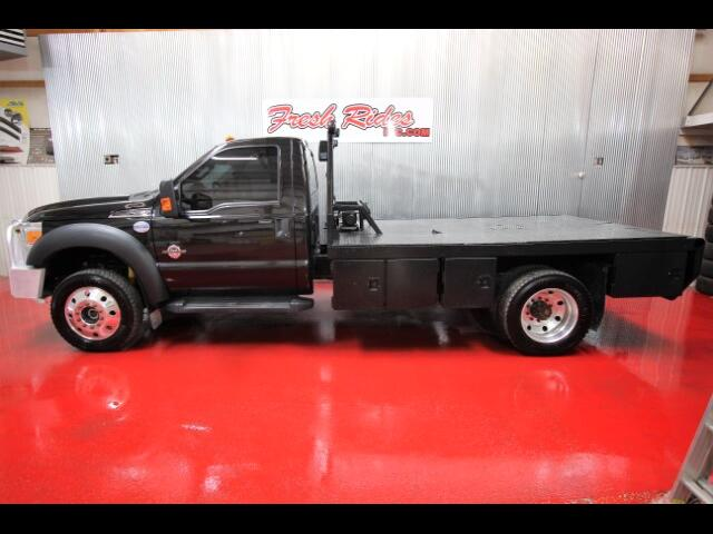 2015 Ford F-550 Super Duty Regular Cab 4WD DRW