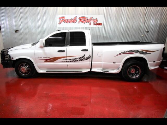 2003 Dodge Ram 3500 SLT Quad Cab Long Bed 2WD DRW