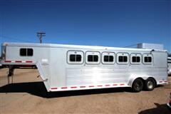 2000 Featherlite Trailers 8546