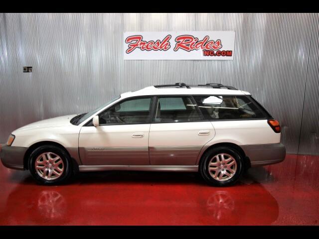 2003 Subaru Legacy Outback Limited AWD