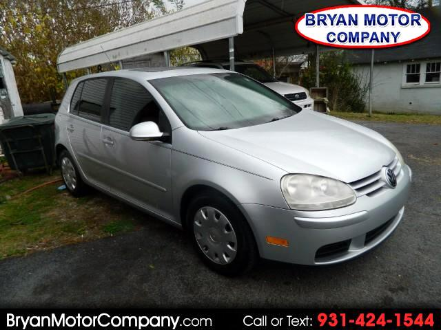 2007 Volkswagen Rabbit 4-Door S