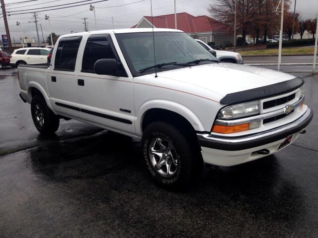 Used 2002 Chevrolet S10 Pickup For Sale In Pulaski Tn