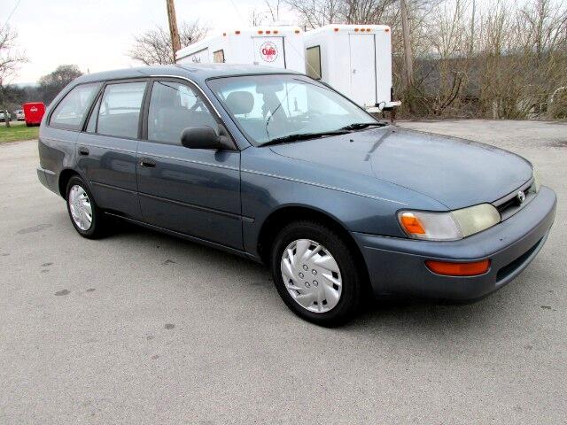 Used 1993 toyota corolla wagon for sale in pulaski tn for Bryan motors pulaski tn