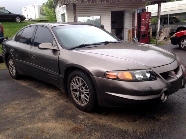 used 2000 pontiac bonneville sle for sale in pulaski tn
