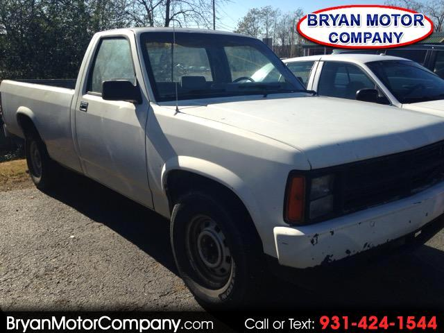 1990 Dodge Dakota Reg. Cab 2WD
