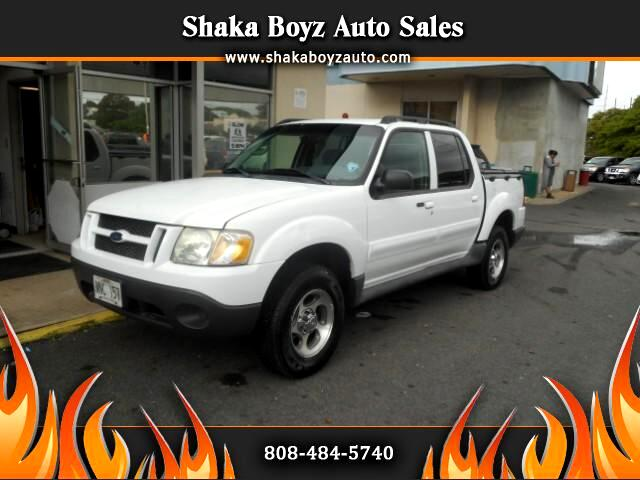 2004 Ford Explorer Sport Trac Adrenalin 2WD