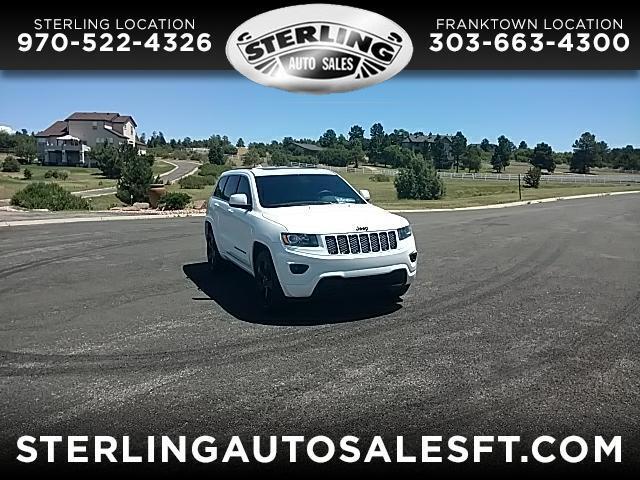 2015 Jeep Grand Cherokee Altitude 4x4 *Ltd Avail*
