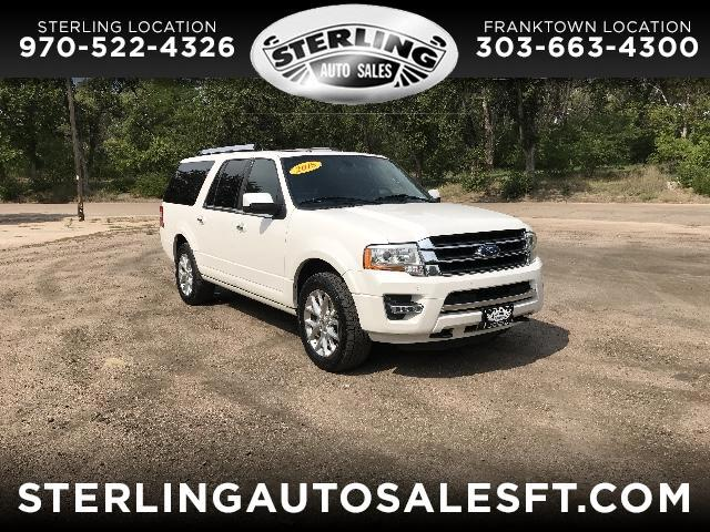 2015 Ford Expedition EL Limited 4WD