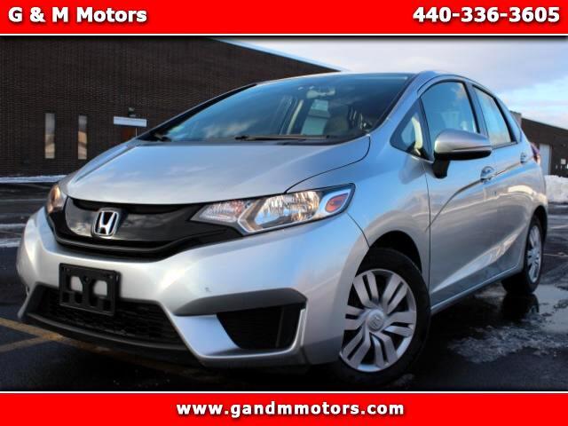2016 Honda Fit LX CVT