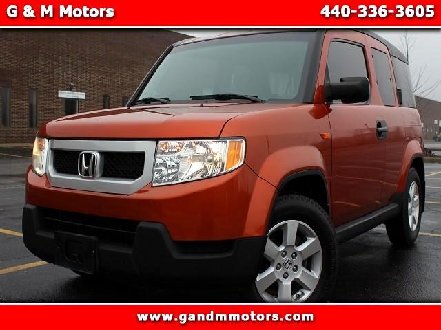 2010 Honda Element EX 2WD AT
