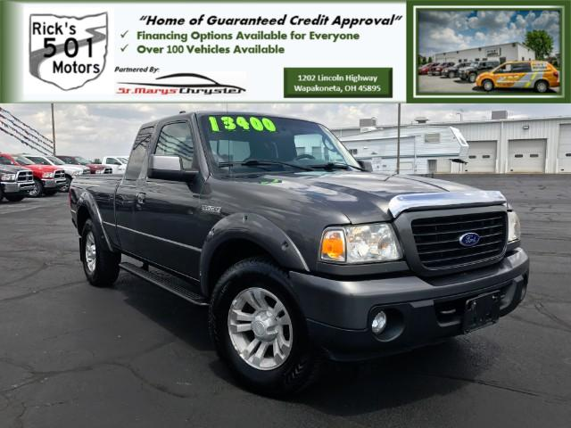 2009 Ford Ranger SuperCab 4WD