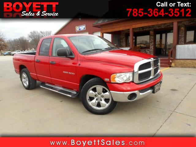 2005 Dodge Ram 1500 Club Cab Short Bed 2WD