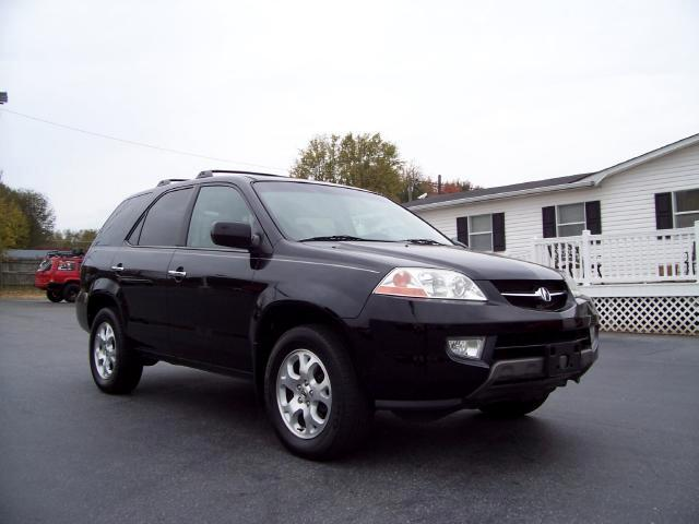 used 2002 acura mdx sold in hickory nc 28601 r l motors