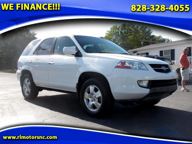 2003 acura mdx awd for sale in greensboro nc cargurus. Black Bedroom Furniture Sets. Home Design Ideas