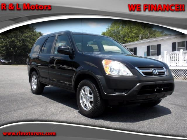 2002 honda cr v ex awd for sale in greensboro nc cargurus. Black Bedroom Furniture Sets. Home Design Ideas