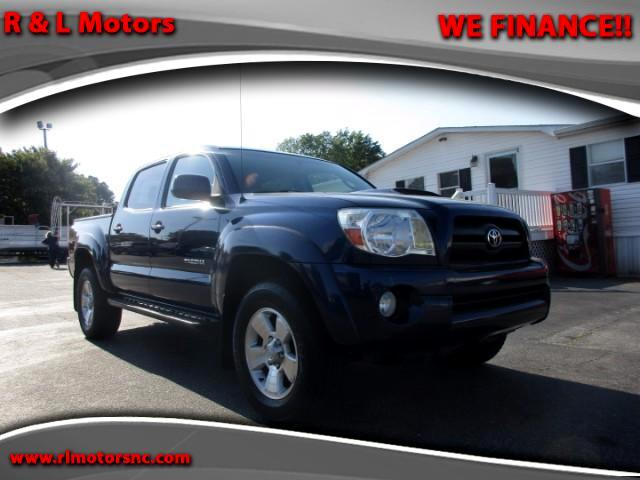 2005 Toyota Tacoma Double Cab V6 Manual 4WD