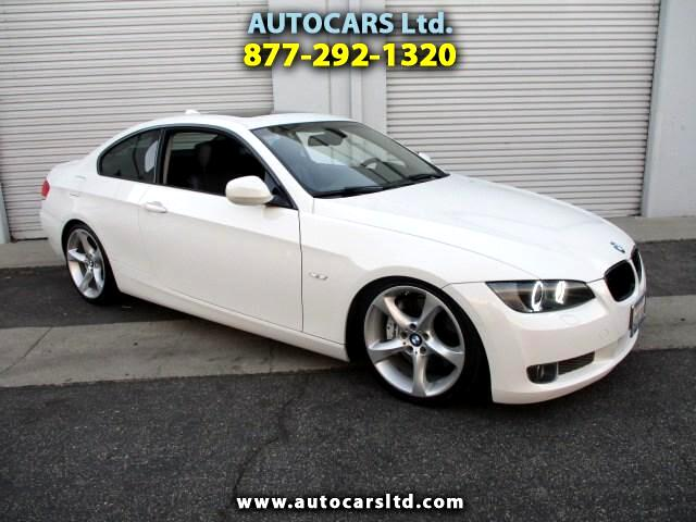 2010 BMW 3-Series 335i Coupe