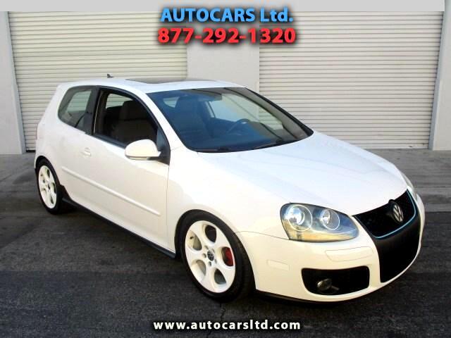 2008 Volkswagen GTI 2.0T Coupe