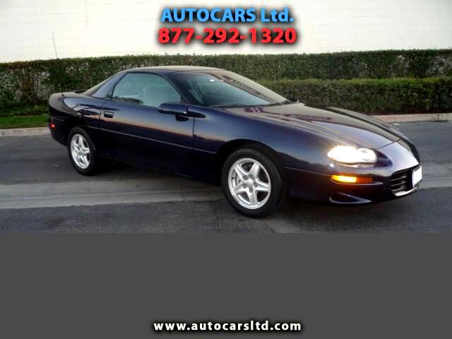 1999 Chevrolet Camaro 2LS Coupe