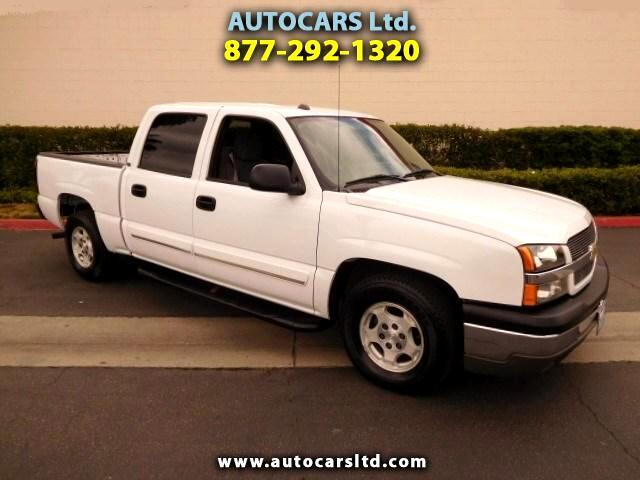2004 Chevrolet Silverado 1500 LS Crew Cab 2WD