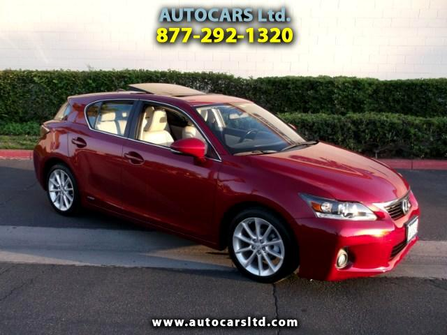 2011 Lexus CT 200h Base