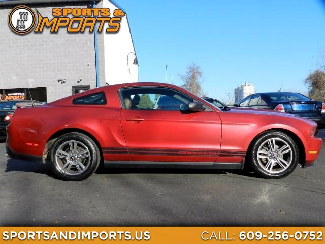 2010 Ford Mustang V6 Premium Coupe