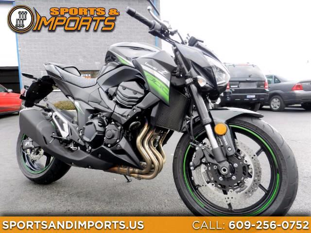 2016 Kawasaki Unknown Z800 ABS