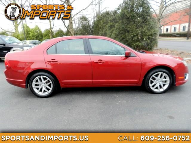 2010 Ford Fusion V6 SEL AWD
