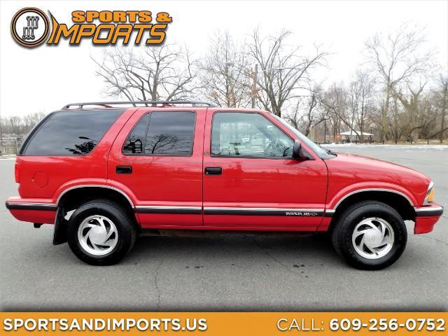 1995 Chevrolet Blazer 4-Door 4WD