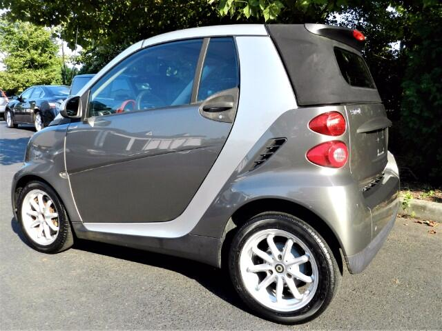 2009 Mercedes-Benz Smart Car