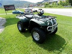 2001 Yamaha YFM400