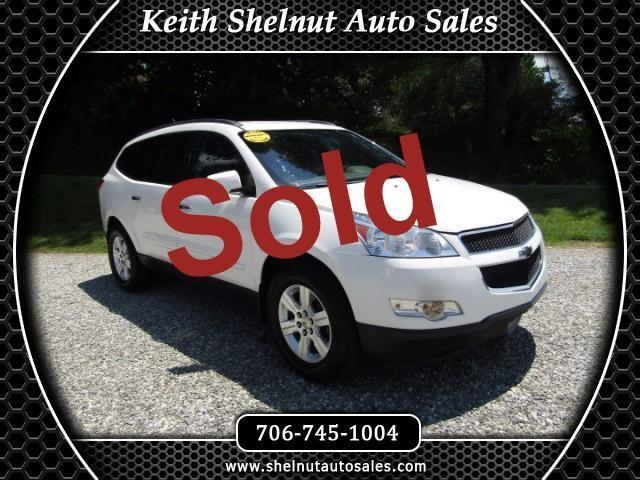 2012 Chevrolet Traverse 2LT AWD