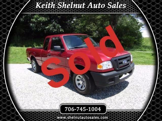 2007 Ford Ranger XLT SuperCab 4 Door 2WD