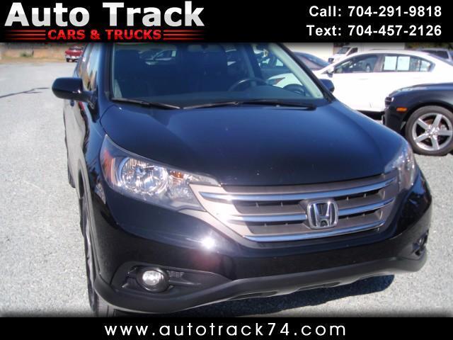 2012 Honda CR-V EX 2WD AT