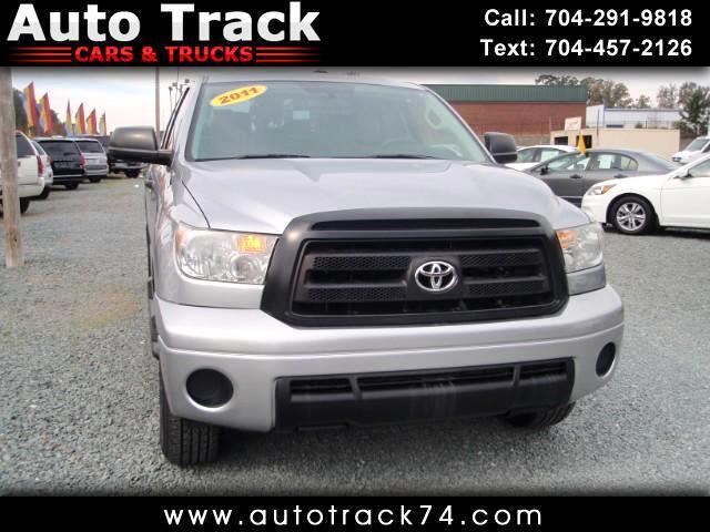 2011 Toyota Tundra Tundra-Grade Double Cab 4.6L 2WD