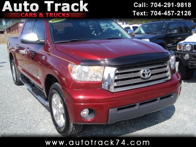 2007 Toyota Tundra Limited CrewMax 2WD