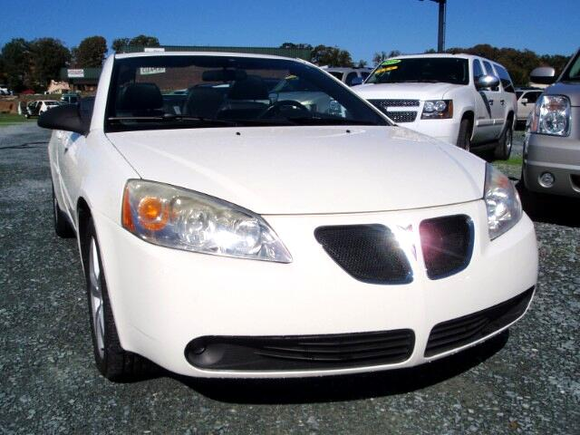 used 2006 pontiac g6 for sale in monroe nc 28110 auto track. Black Bedroom Furniture Sets. Home Design Ideas
