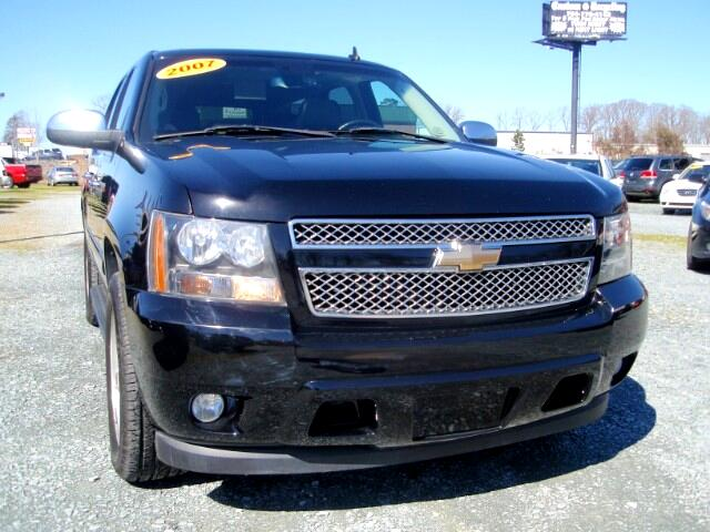 used 2007 chevrolet tahoe ltz for sale charlotte nc cargurus. Black Bedroom Furniture Sets. Home Design Ideas