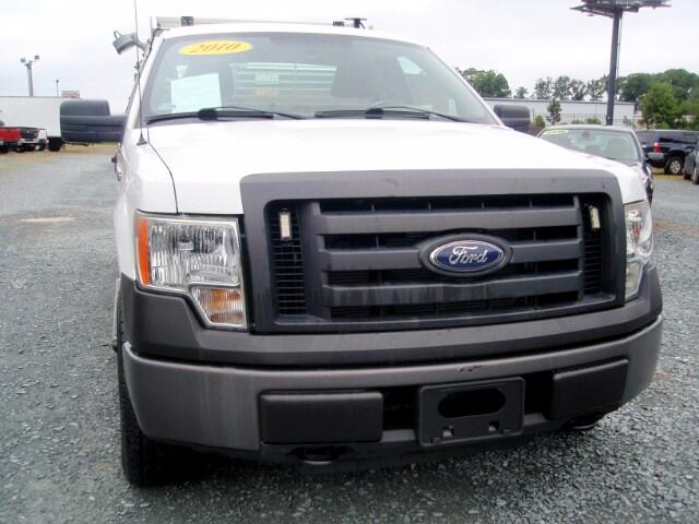 used 2010 ford f 150 xl reg cab 4wd for sale in monroe nc 28110 auto track. Black Bedroom Furniture Sets. Home Design Ideas