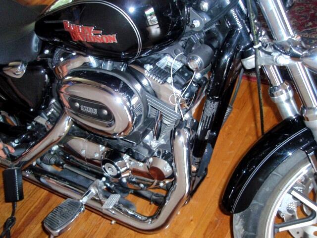2014 Harley-Davidson Sportster