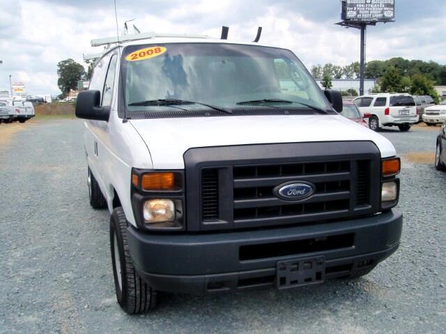 2008 Ford Econoline E-350 Super Duty