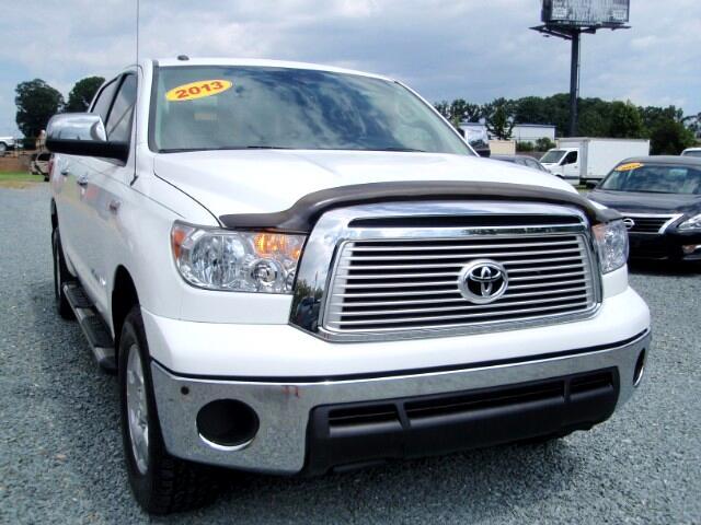 2013 Toyota Tundra Limited 5.7L FFV CrewMax 4WD