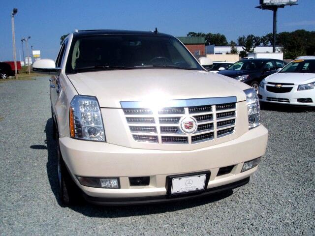 2010 Cadillac Escalade Hybrid 2WD